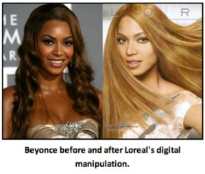 Beyonce Loreal